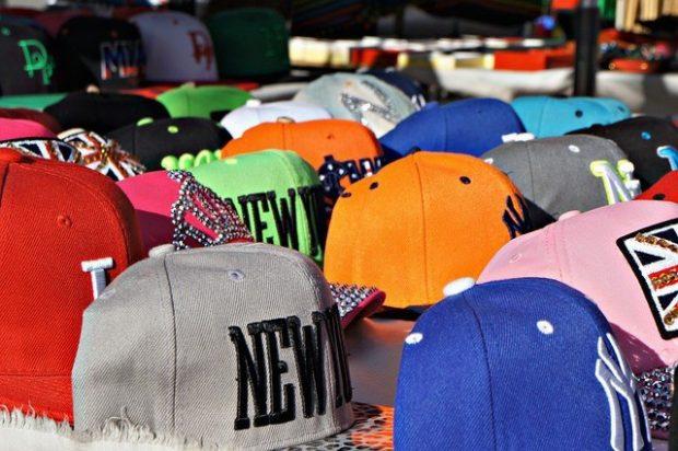 casquettes personnalisées